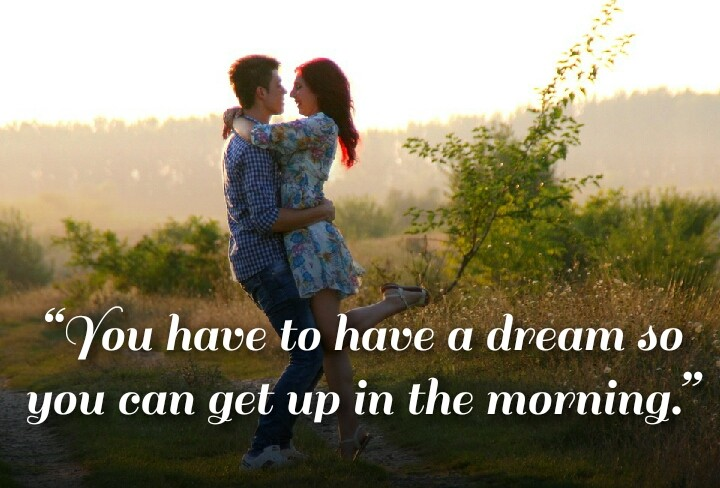 boy hanging girls in greenery wishes quotes