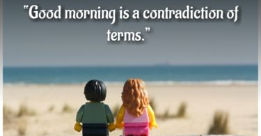 Quotes on Good Morning 6