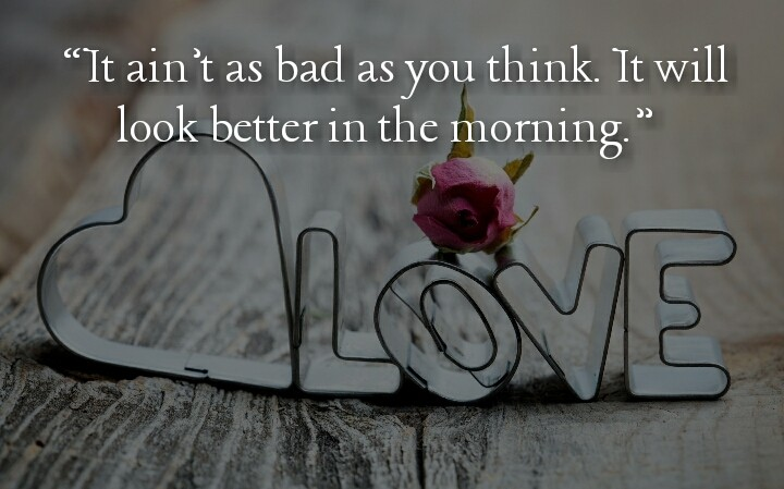 Love written on this picture with lovely quotes