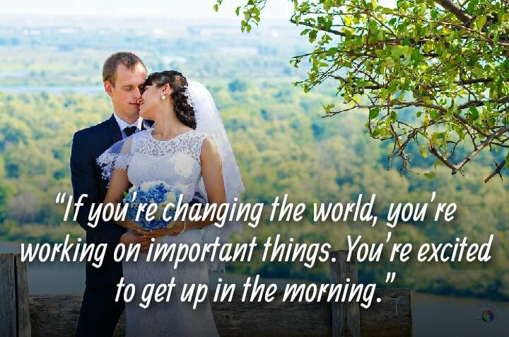 bride hug her groom written a beautiful quotes