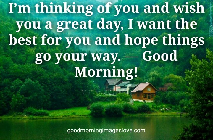 greenery morning quotes 1