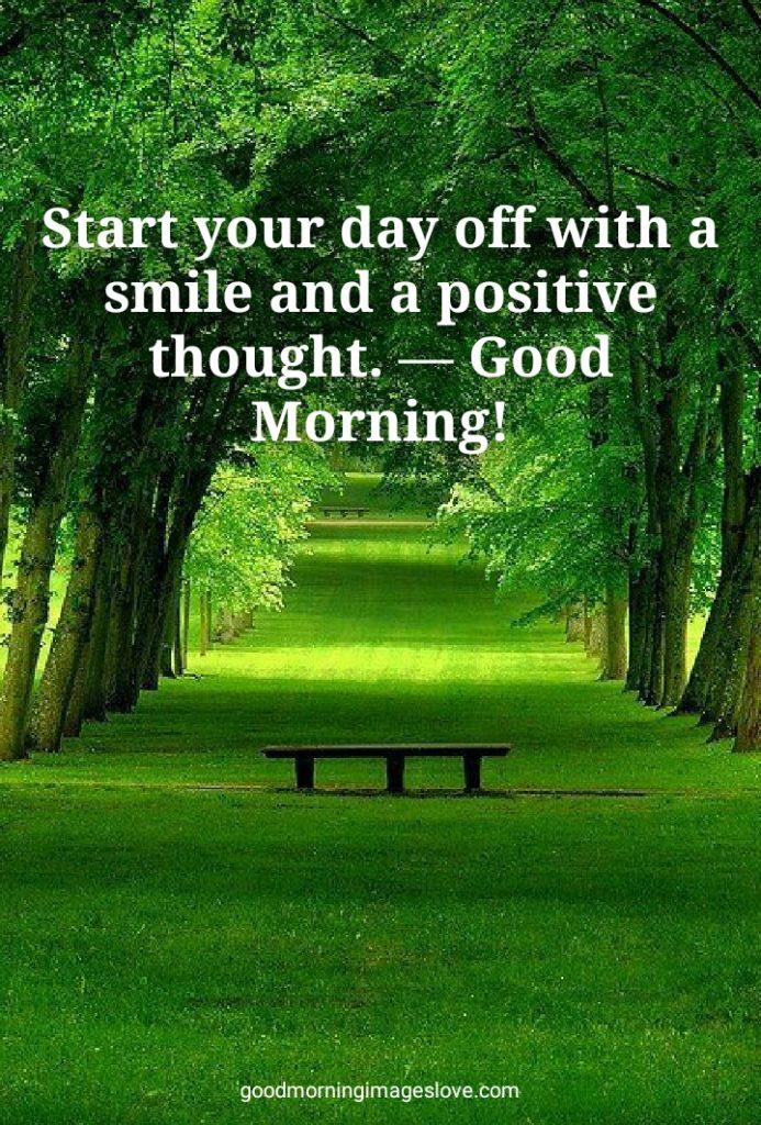 Greenery Morning Quotes 2 goodmorningimageslove.com