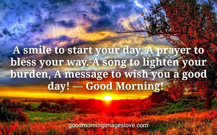 Rising Sun good morning quates