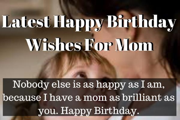 150 Latest_ Happy Birthday Wishes For Mom