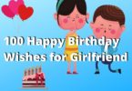 100 most beautiful Birthday Wishes for Girlfriend