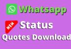Whatsapp Status Download in English