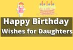 Best Way to Happy Birthday Wishes for Daughters