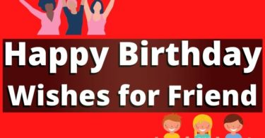 Happy Birthday Wishes for Best Friend Shayari Quotes