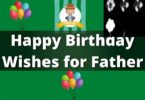 550+ Happy Birthday Wishes For Papa   Dad : Happy Birthday Father Messages
