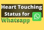 Heart Touching Status Lines for Whatsapp